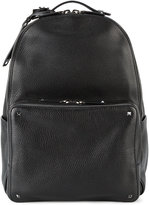 Valentino Rockstud backpack - men - Leather - One Size