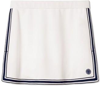 Tory Burch Side-Slit Skirt