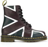Dr. Martens Union Jack boots