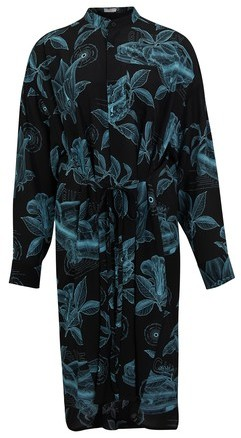 Thumbnail for your product : Givenchy Floral shirt dress
