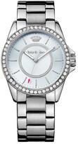 Juicy Couture Women's Laguna Crystal Bracelet Watch