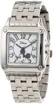 EWatchFactory Disney Women's W000469 Mickey Mouse Perfect Square Bracelet Watch