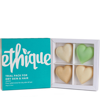 Éthique Trial Pack For Dry Skin & Hair 60G