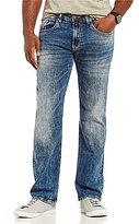 "Buffalo David Bitton Six-""X"" Skyforce Straight Fit Jeans"