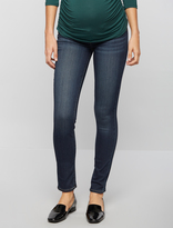 A Pea in the Pod Paige Denim Paige Under Belly Skinny Leg Maternity Jeans