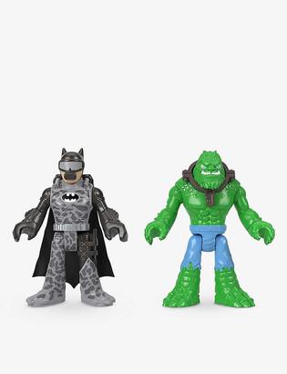 Batman Imaginext DC Super Friends Batsub play set