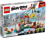 Lego Angry Birds Pig City Teardown - 75824