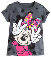 Disney Minnie Mouse Allover Tee for Girls