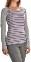 Columbia Everyday Stripe T-Shirt - Long Sleeve (For Women)