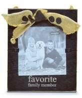 Mud Pie Favorite Family Member Frame