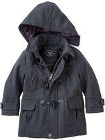 Urban Republic Toddler Boy Toggle Wool Coat