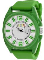 Crayo Sunset Collection CRACR3306 Unisex Watch with Silicone Strap