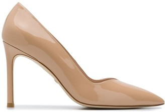 Stuart Weitzman Anny pointed pumps
