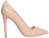 Alice + Olivia Rose Tan Dina Patent Heel