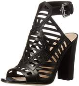 GUESS Women's Essty Platform Dress Sandal