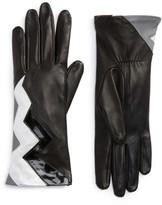 Agnelle Women's Lambskin Leather Gloves