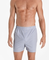 Brooks Brothers Slim Fit Small Check Boxers