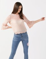 Pepe Jeans Lace Blouse