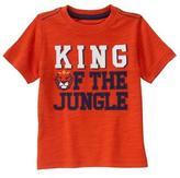 Gymboree Jungle King Tee