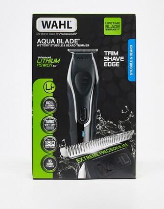 Wahl Aqua Blade Wet/Dry Stubble & Beard Trimmer