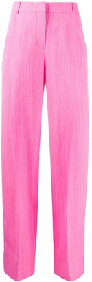 Jacquemus High-Waisted Wide Trousers