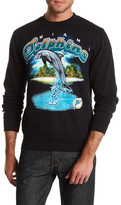 Mitchell & Ness NFL Dolphins Fleece Crew Neck Sweater