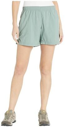 Columbia Sandy Rivertm Short (Light Lichen) Women's Shorts