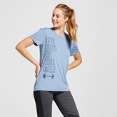 Made Right - Women's Graphic T-Shirt - Blue