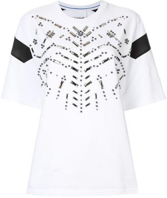 Koché Butterfly print T-shirt