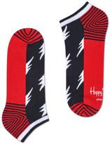 Happy Socks Athletic Flash Low Sock