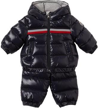 Moncler Nylon Down Jacket & Pants