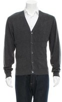 Todd Snyder Merino Wool-Blend V-Neck Cardigan