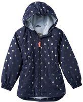 Osh Kosh Baby Girl Fleece-Lined Dot Midweight Jacket