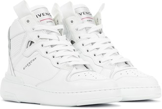 Givenchy Wing High leather sneakers