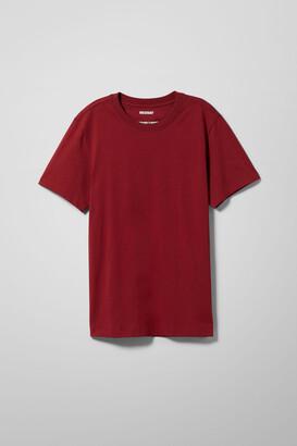 Weekday Standard T-Shirt - Black