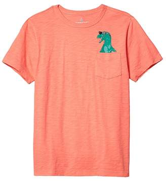 J.Crew Crewcuts By crewcuts by Graphic Tee (Toddler/Little Kids/Big Kids) (Basketball) Boy's Clothing