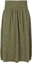 Joseph knitted midi skirt