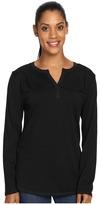 Royal Robbins Go Everywhere Henley Women's Long Sleeve Pullover