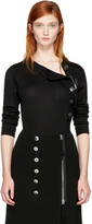 Altuzarra Black Collier Sweater
