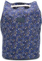 fe-fe paisley print backpack