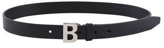 Balenciaga Narrow B belt