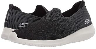 Skechers Ultra Flex-Cozy-Day (Plum) Women's Shoes