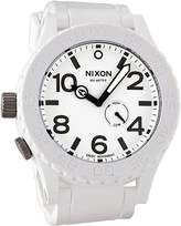 Nixon Men's NXA236100 Classic Analog with Tide display Dial Watch