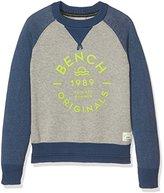 Bench Boy's Graphic Crew Knit Sweatshirt