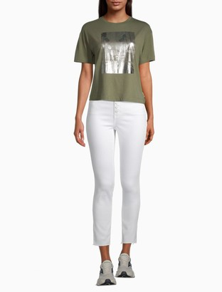 Calvin Klein Palm Magic Boyfriend T-Shirt