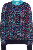 Acne Studios Jacquard Wool-Blend Sweater