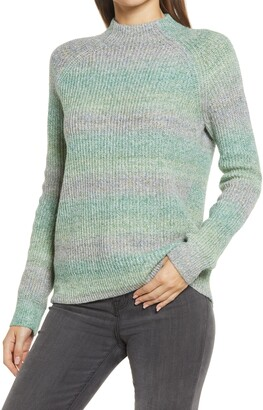 Caslon Space Dye Sweater