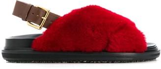 Marni Slip-On Sandals