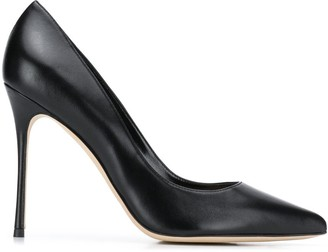 Sergio Rossi Pointed High-Heel Pumps