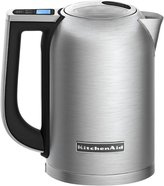 KitchenAid Electric Kettle with LED Display - Brushed Stainless Steel - 1.7L